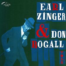 Earl & Rogall, Don ZINGER-vol.02 VINILE LP NUOVO