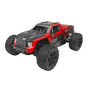 Redcat Racing 1/10 Blackout XTE 4 Wheel Drive Monster Truck Brushed Ready To