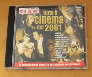 TUTTO IL CINEMA DEL 2001 - CIAK CD- - OTTIMO CD [AE-127]