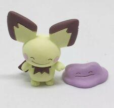 TAKARA TOMY POKEMON Center xy&z trasformare idem PICHU Mini Figura