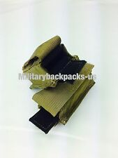 2 Kydex Mag 9mm Speed Load Pistol Clip Pouch Military Coyote Brown Usmc Mag