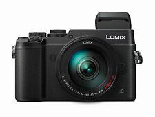Panasonic DMC-GX8HEG-K LUMIX G Wechselobjektivkamera - H-FS14140 - DMC GX 8H