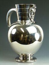 MARTIN HALL & Co Silver Plate - Christopher Dresser - Large Wine Ewer / Jug