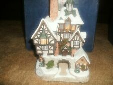 1994 David Winter The Scrooge Family Home Premier Limited Edition