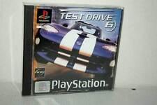 TEST DRIVE 6 GIOCO USATO OTTIMO STATO SONY PSONE VERSIONE INGLESE VBC 46851