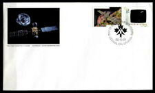 "Satelliten. Kommunikationssatellit ""Anik E 2"". Hologramm. FDC. Kanada 1992"