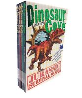 Dinosaur Cove Cretaceous Collection Rex Stone 4 Books Set Children Gift Pack