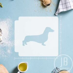 Dog - Dachshund 783-629 Stencil