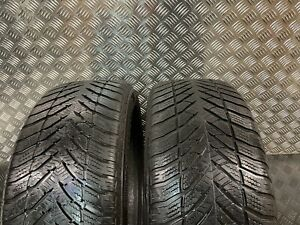 225 45 17 GOODYEAR EAGLE ULTRA GRIP Tread 5.7-6mm Winter Tyres Run Flat