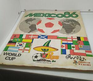 Album panini 86 Football Mexico 1986 Maradona