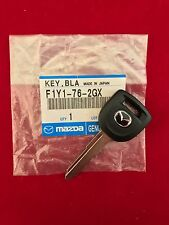New OEM Genuine Mazda Transponder Key 2 3 6 Miata RX-8 F1Y1-76-2GX Free Shipping