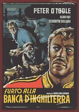 FURTO alla BANCA D'INGHILTERRA (Peter O'Tool)  DVD NUOVO SIGILLATO