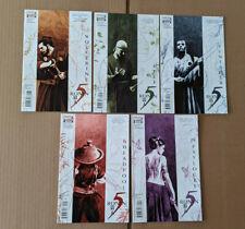 Ronin 5 #1 #2 #3 #4 #5 1st Print David Aja Variant Lot Psylocke Higher Grade