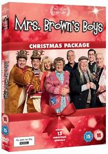 Mrs Brown's Boys: Christmas Package (Box Set) [DVD]