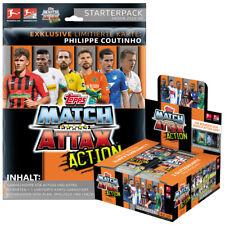 Match Attax Action 19 20 2019 2020 - 1 Starter + 1 Display (20 Booster)