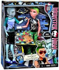 MATTEL Monster High Gil Webber & Deuce Gorgon NEU & OVP CBX42