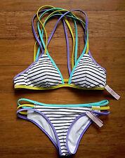Victorias Secret Bikini Push-Up Top S- Bottom XS Small Swimsuit Swim Set