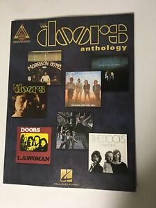 The Doors Anthology Guitar Tab / Tablature Book - Hal Leonard