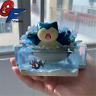 Swimming Snorlax Statue Model GK Resin Pokémon Collections Toys GF Studio New