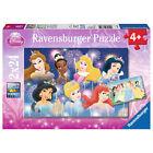 RAVENSBURGER puzzle 2 x 24 pièces DISNEY Les princesses réunies NEUF