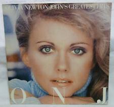 OLIVIA NEWTON-JOHN - Olivia Newton-John's Greatest Hits .. 1977 Uk EMI Lp