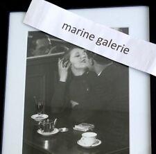 décoration Paris art deco photo cafe Lot 4 cadres noir tableaux Brassaï Neuf *