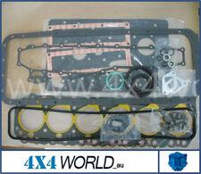For Toyota Landcruiser HJ60 Series Engine Gasket Kit 2H 84->