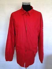 Ralph Lauren Polo Jacke Sportjacke Winterjacke Rot Unifarben Gr. XL