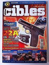 CIBLES n°401 du 08/2003; La coupe CPTV / Beretta Cougar 8000L/ La grande Guerre