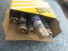 Lot of Fusetron FNA-1  Dual Element Fuses. Qty. 6.  Unused Old Stock <