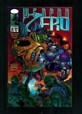 WEAPON ZERO US IMAGE COMIC  VOL.2  # 3/'96