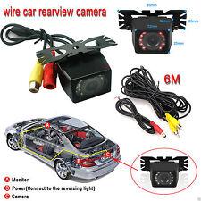 CMOS/CCD HD Waterproof Car Backup Rear View Camera Reverse Parking Camera Color