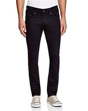 True Religion Rocco Slim Fit Jeans Black Mens 34X34 New