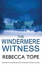 REBECCA TOPE __ THE WINDERMERE WITNESS ___ BRAND NEW A FORMAT __ FREEPOST UK