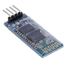 HC-06 4 Pin Serial Wireless Bluetooth RF Transceiver Module For Arduino DT