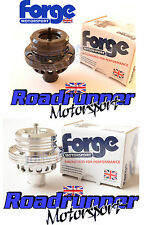 Forge Universal Dump Valve FMDV004 Twin Piston Blow Off Valve Black or Polished