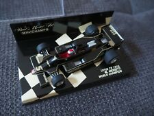 Minichamps 1:43 Mario Andretti Weltmeister 1978 Lotus Ford 79 Top-Zustand