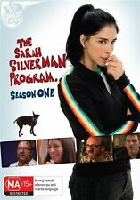 The Sarah Silverman Program : Season 1 (DVD) R-4, LIKE NEW, FREE POST AUS-WIDE