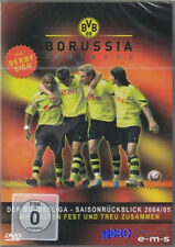 Borussia dortmund + DVD + derbysieg + temporada 2004/2005 + cronología + nuevo + embalaje original +
