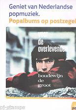 Nederland 2791-Ab-6 Serie Nederpop vel Boudewijn de Groot in envelop