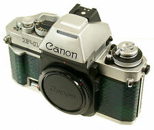 CANON F-1 F-1N AE chrome chrom pinregistered camera MRX Swiss super rare