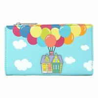 Disney By Loungefly Wallet Up Balloon House Wallet