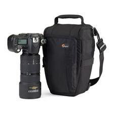 Lowepro Toploader Zoom 55 AW DSLR Camera Photo Carry Shoulder Bag & Rain Cover