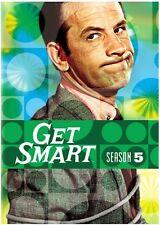 Get Smart: Season 5 [4 Discs] (2011, REGION 1 DVD New)