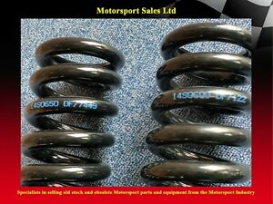 """14"""" 650lb Springs to Suit Porsche Conversion"""