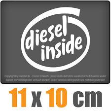Diesel inside 11 x 10 cm JDM Decal Sticker Aufkleber Racing Die Cut