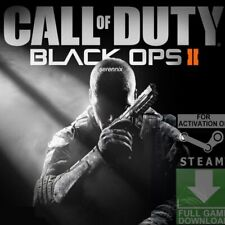 Call of Duty Black Ops II 2 with zombies PC Steam KEY GLOBAL FAST SENT KEY ONLY!