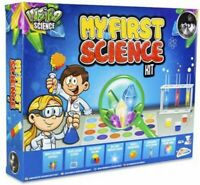 My First Science Kit - Grafix Children's Grow Crystals Experiment Home Lab 10+