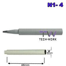 PUNTA C1-1 1,5MM RICAMBIO STAZIONE SALDANTE ZD99 ZD98 ZD30C 8906 L