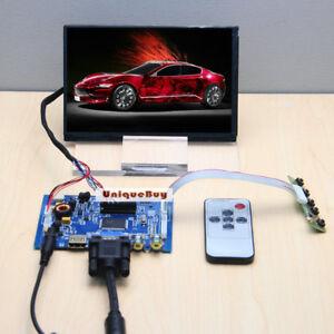 """HDMI+VGA+2AV+AUDIO Controller Board+N070ICG 7"""" 1280*800 IPS TFT LCD Display"""